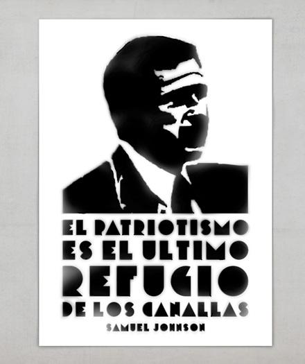 Cartel EL ÚLTIMO REFUGIO