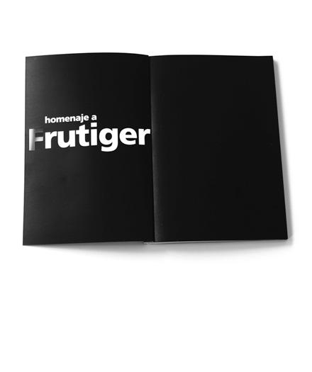 Libro Frutiger